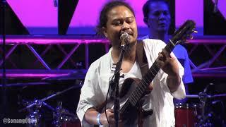 Pusakata - Untuk Perempuan Yang Sedang Di Pelukan @ Prambanan Jazz 2019 [HD]