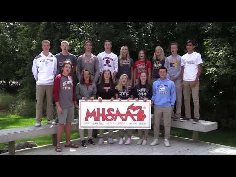 2017-18 MHSAA Student Advisory Council Belief Statement