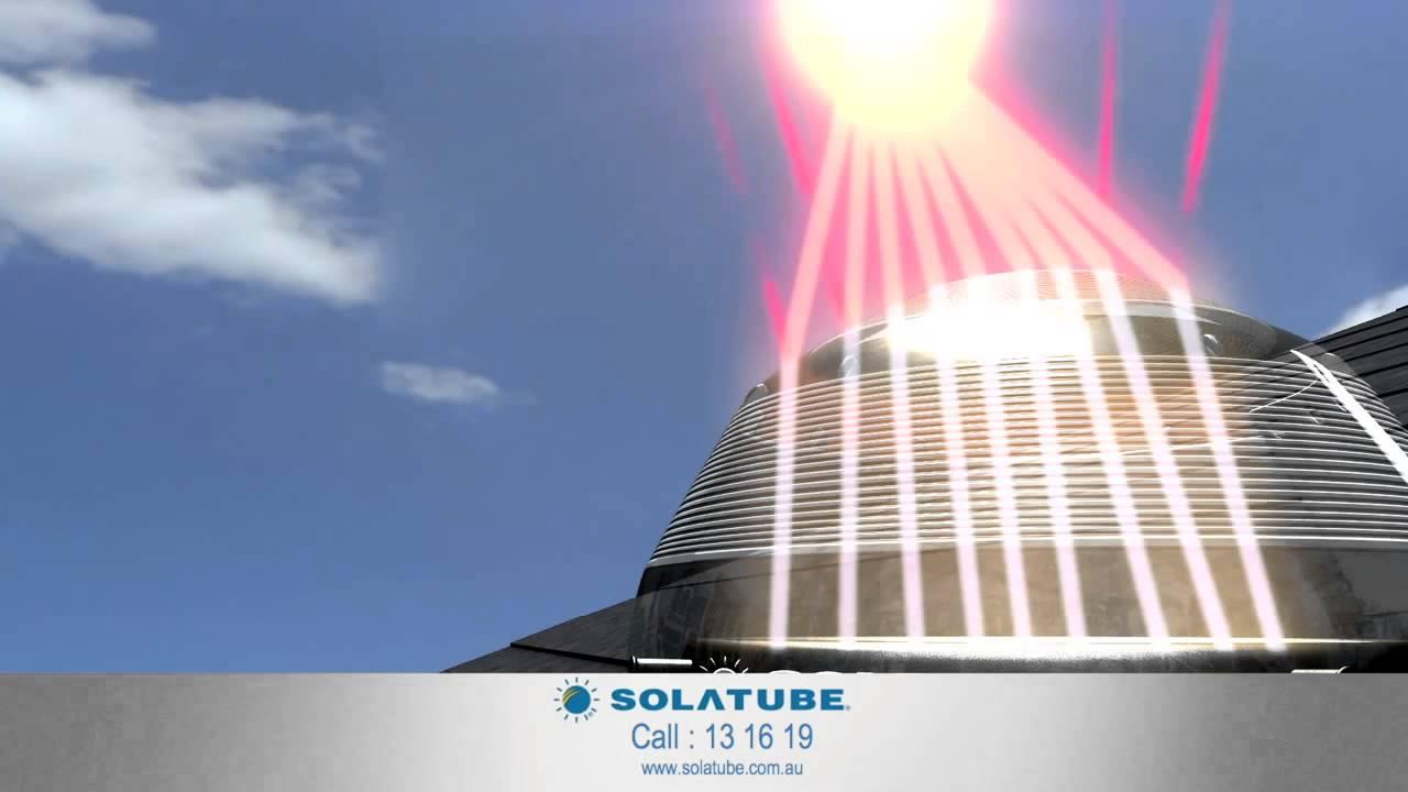 Solatube Australia Daylighting System And New Smart Led