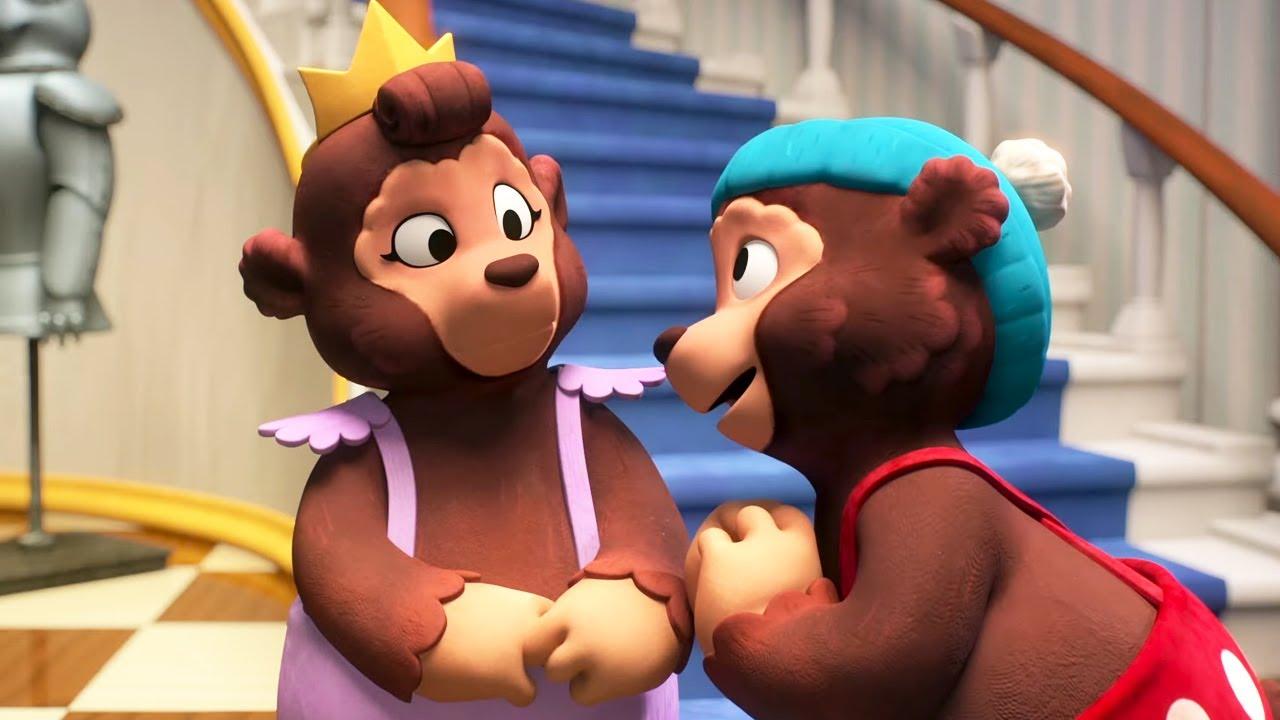 Приключения медвежонка Расмуса - Так держать, принцесса (25 серия) Премьера | Мультфильмы для детей