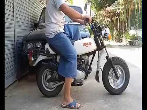 honda cy 50 lampang very cool youtube. Black Bedroom Furniture Sets. Home Design Ideas