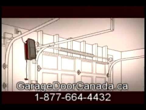 Garage Door Opener Liftmaster Hamilton Niagara Canada Youtube