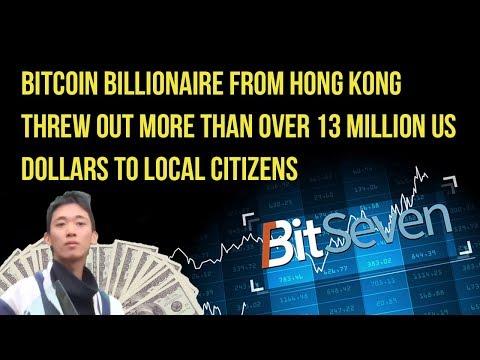 Bitcoin Billionaire From Hong Kong