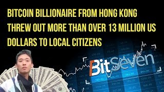 Bitcoin billionaire from Hong Kong