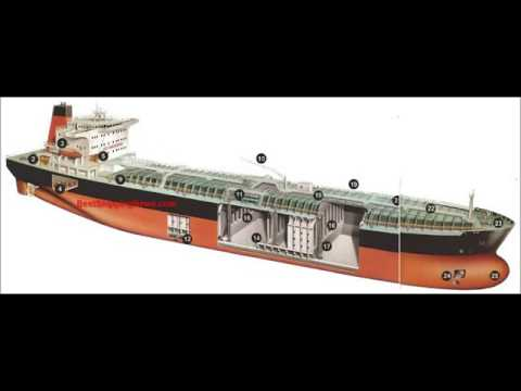 Chemical tanker and a product tanker   Types of Ships   YouTube