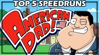Top 5 American Dad Speedruns