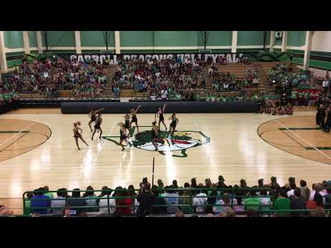 2017 09 15 - Officers Jazz - Green Out Pep Rally