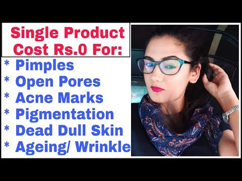 Best Skin Care Tips for Men & Women   Easy Home Remedy for Smooth Bright Glowing Skin