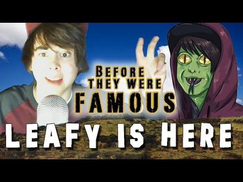 LEAFY IS HERE - Before They Were Famous
