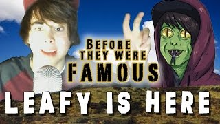 LEAFY IS HERE - Before They Were Famous thumbnail