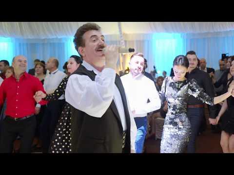 Petrică Mîțu Stoian - Taraful Mădalin Barangă Revelion 2019 Anna Events - Sala Ronda Mare