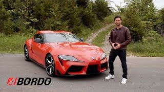 Toyota Supra 2020 | Prueba A Bordo completa