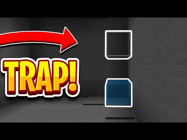 INSANE CLEAR GLASS TRAP *STILL WORKS* - LIVING IN THE