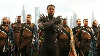 """Watch full movie here 👇👇👇👇marvel studios' """"black panther"""" follows t'challa who, after the death of his father, king wakanda, returns home to i..."""