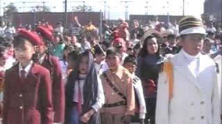 Himno Naciona Mexicano con mariachi en Empalme Escobedo Guanajuato