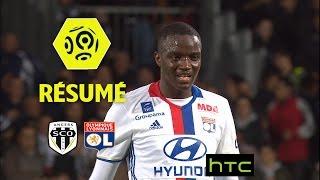 Angers SCO - Olympique Lyonnais (1-2)  - Résumé - (SCO - OL) / 2016-17