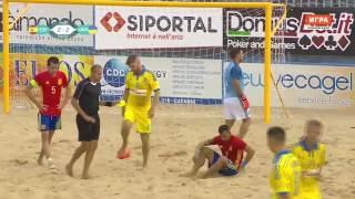 Евролига 2016. Суперфинал. 2 тур. Украина 7-5 Испания
