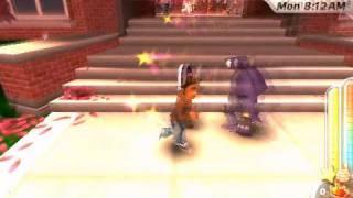PSP Brooktown High Gameplay