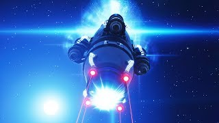 THE ROCKET BLAST! Cinematic Replay Video | Fortnite