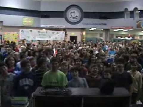 A Special Message From Goodman Middle School.wmv