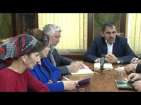 В Администрации Главы Ингушетии разбирались в инциденте, произошедшем в экажевской школе.