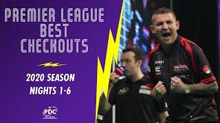 Best Checkouts | 2020 Premier League (so far...)