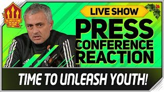 MOURINHO Press Conference Reaction! Valencia vs Manchester United | Man Utd News