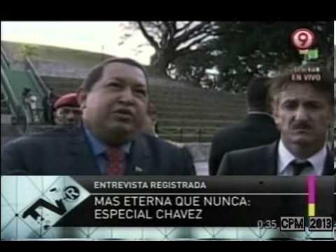 TVR- ( 9-3-2013 )...Homenaje al Cte Hugo Chávez -parte 2/2
