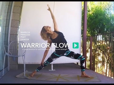 Christian Yoga for Beginners: Foundations Part 1, Warrior 2