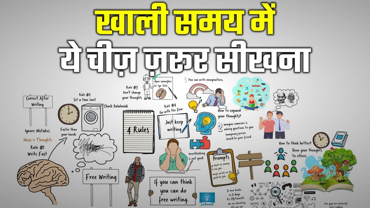 खाली समय में ये चीज़ ज़रूर सीखना | Must Learn This One Thing in Your Free Time | What to do Lockdown?