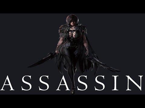 Ilvl 853 summoner Mystic raid and then Assassin Blade PvP Solo / ABC's Lost Ark