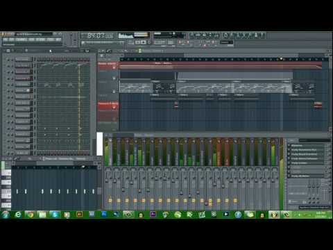 Wiz Khalifa - Up In It Instrumental | FL Studio Remake v2 UPDATED (Pleasure P - More Instrumental)