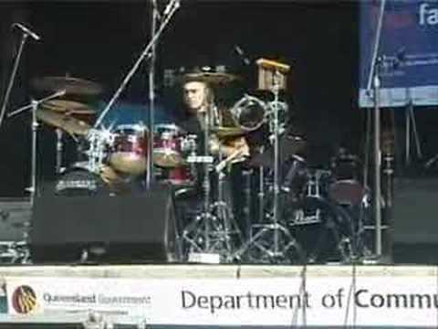 Mike Palmer's Drum Solo April 29th 2007
