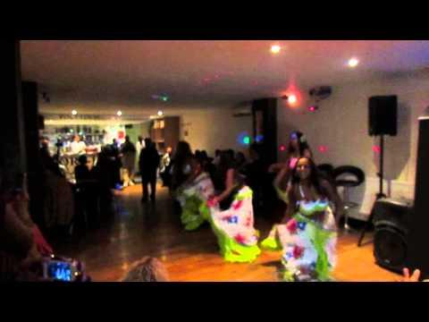Cascade Sega Dancers - Port Louis Bar