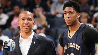 Could hiring Monty Williams lure Anthony Davis to the Lakers? | Jalen & Jacoby