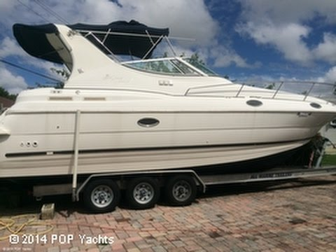 UNAVAILABLE Used 1999 Cruisers 3075 Rogue In Miami