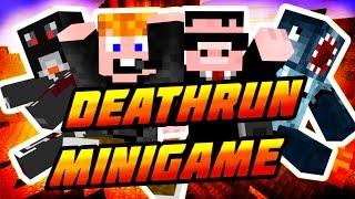 Minecraft - Deathrun Minigame [FUSS CSABI FUSS!!!]
