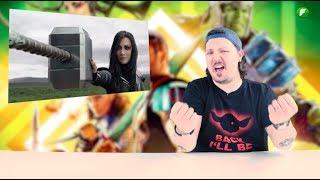 PopCultuurBarbaren - 'Thor: Ragnarok' is één grote middelvinger naar... Thor thumbnail