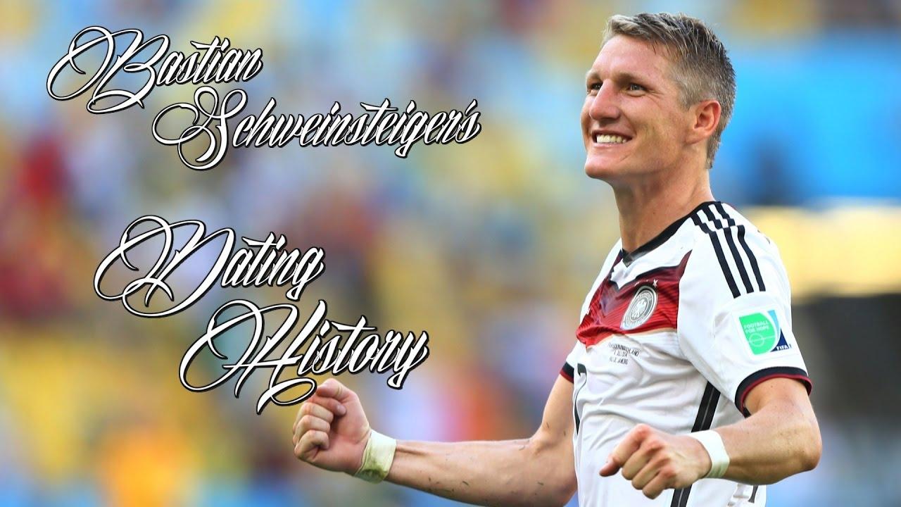 Bastian schweinsteiger dating
