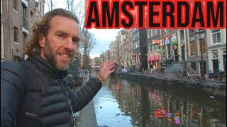This Is Why You Should Travel to AMSTERDAM