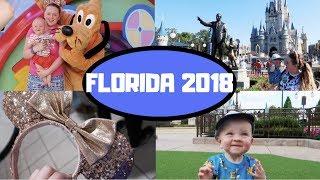FLORIDA TRAVEL VLOGS 2018 // TRAILER