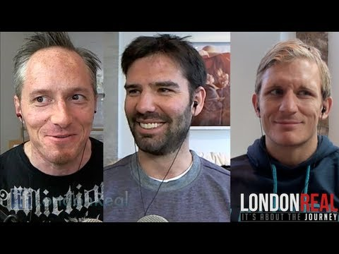 Colin Pyle - Motorcycling Across China | London Real