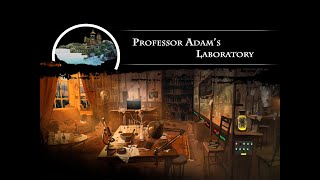 Professor Adam's Laboratory