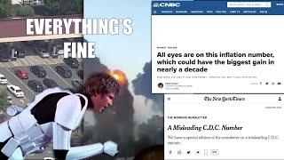 Everything's Fine, Guys | Steve Deace Show