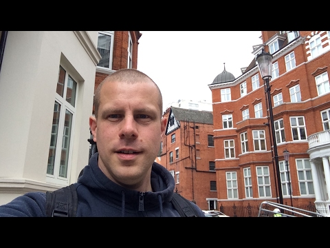 Live from London Harrods Knightsbridge to South Kensington