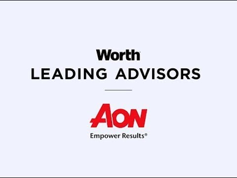 2018 Worth Leading Advisors - AON Private Risk Management