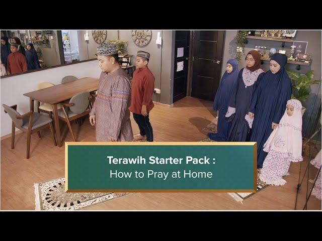 How to Pray Taraweeh at Home