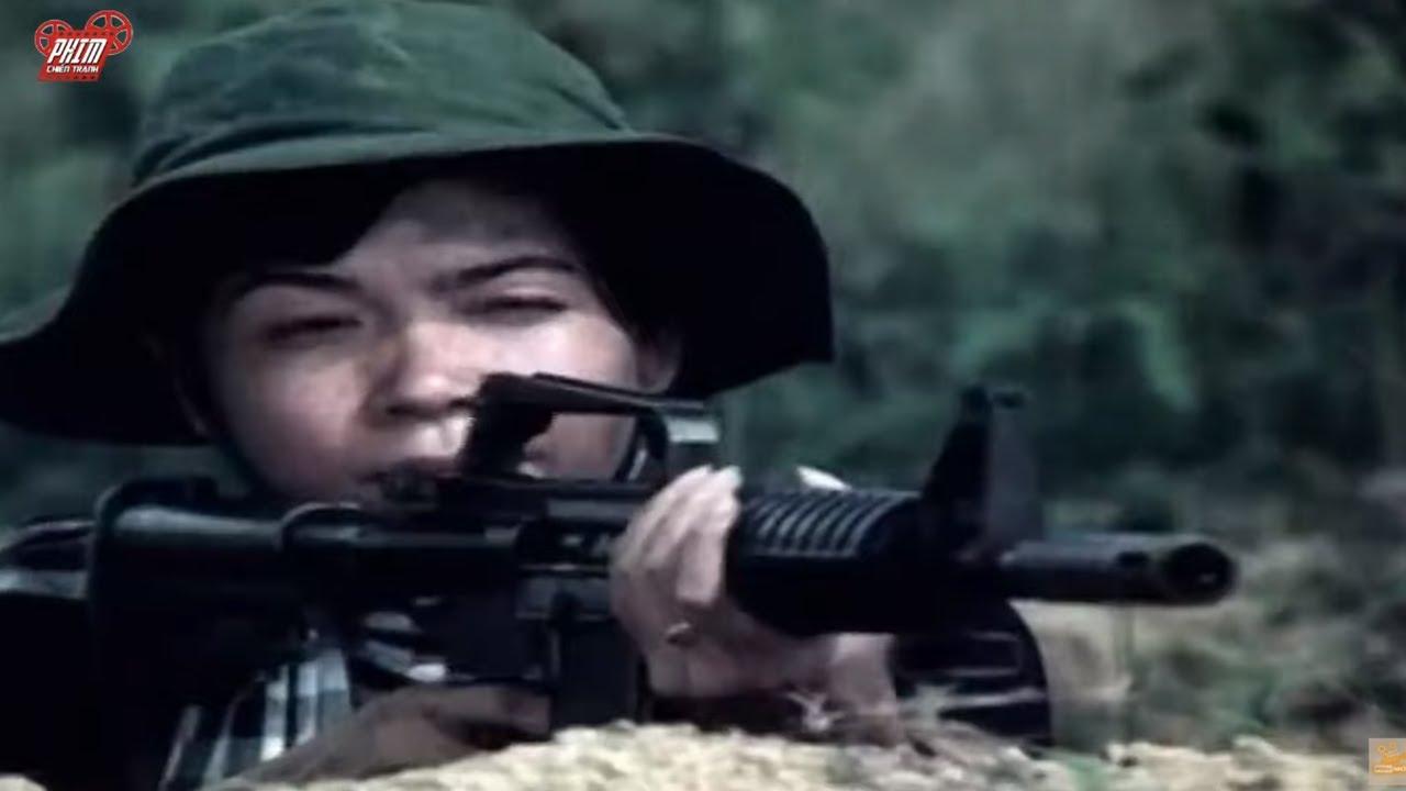 Trận Càn Quét Du Kích Việt Nam Của Lính Mỹ Ngụy - Phim Chiến Tranh Việt Nam Mỹ Kinh Điển