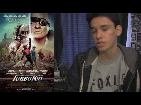 "JRM - ""Turbo Kid"" Movie Review"
