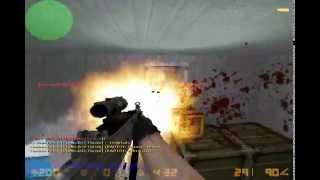 Counter Strike 1.6 zombie plague Volvio!!